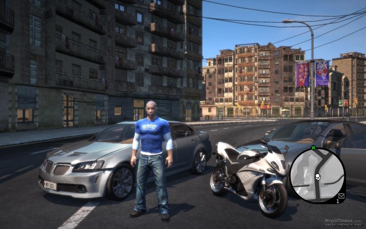 Скриншот к игре Wheelman