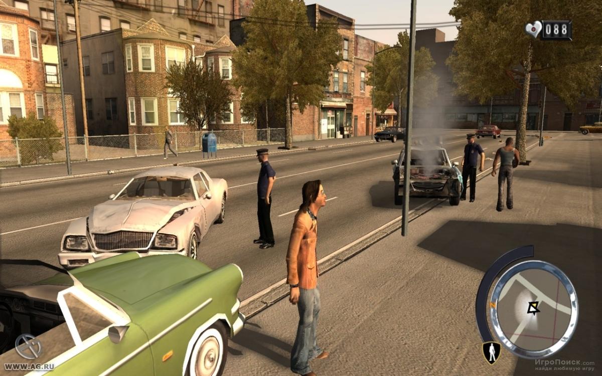 Скриншот к игре Driver: Parallel Lines