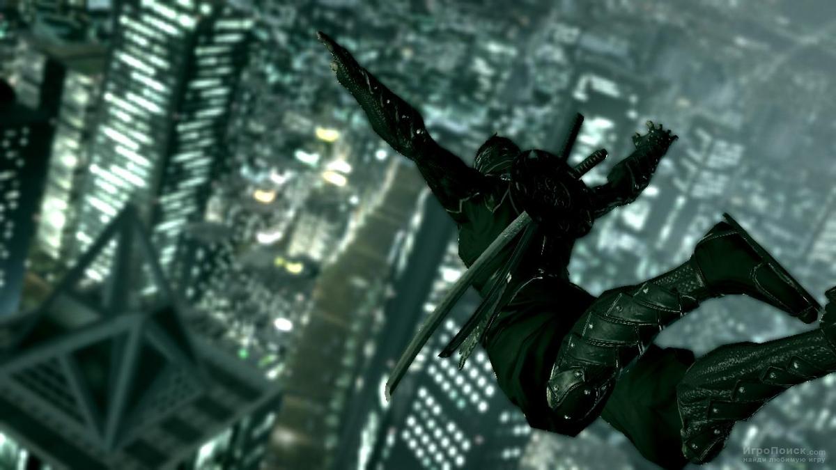 Скриншот к игре Ninja Blade