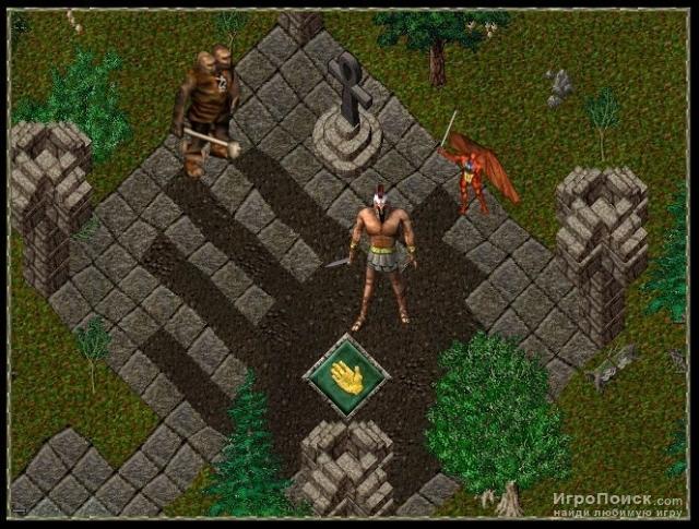 Скриншот к игре Ultima Online