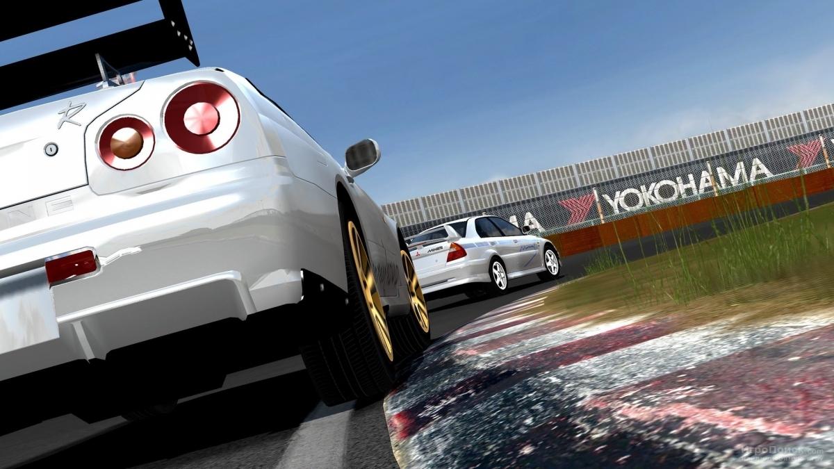 Скриншот к игре Forza Motorsport 2