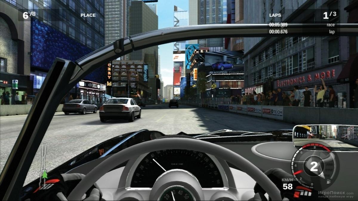 Скриншот к игре Forza Motorsport 3