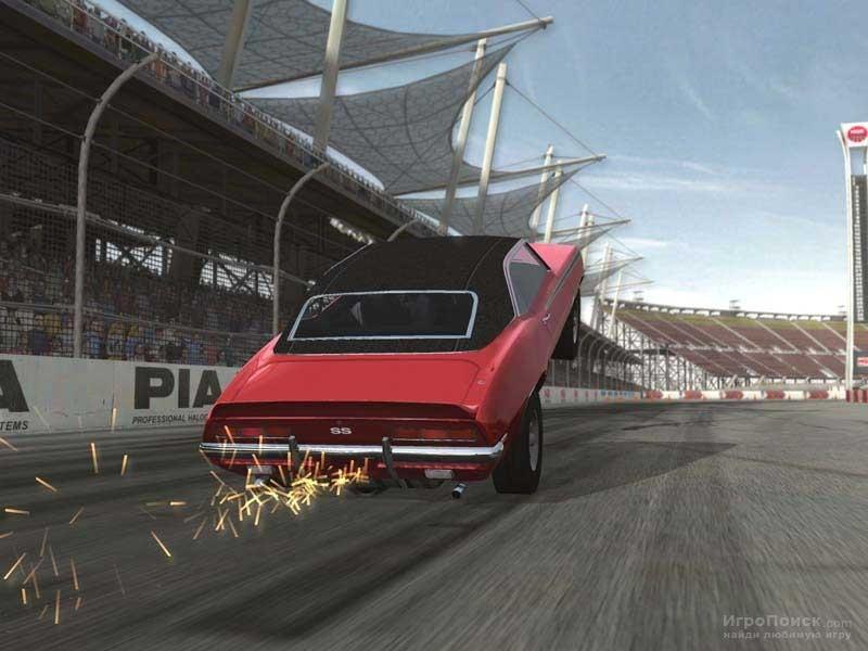 Скриншот к игре Forza Motorsport